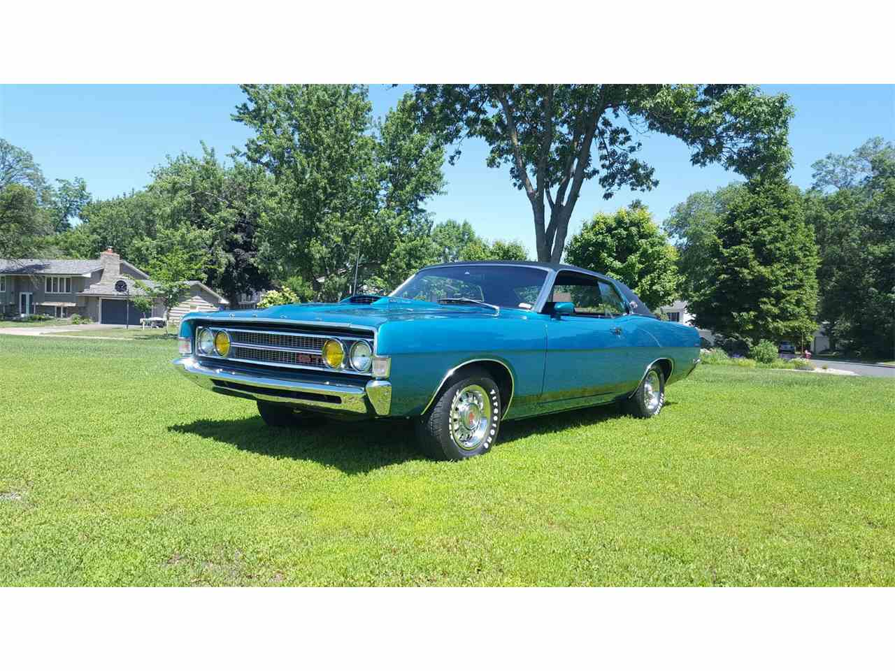 Large Picture of '69 Torino - L8I4