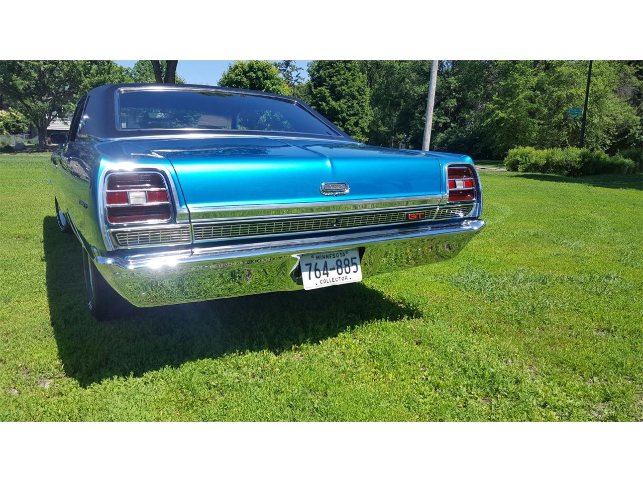 Large Picture of Classic 1969 Torino Auction Vehicle - L8I4