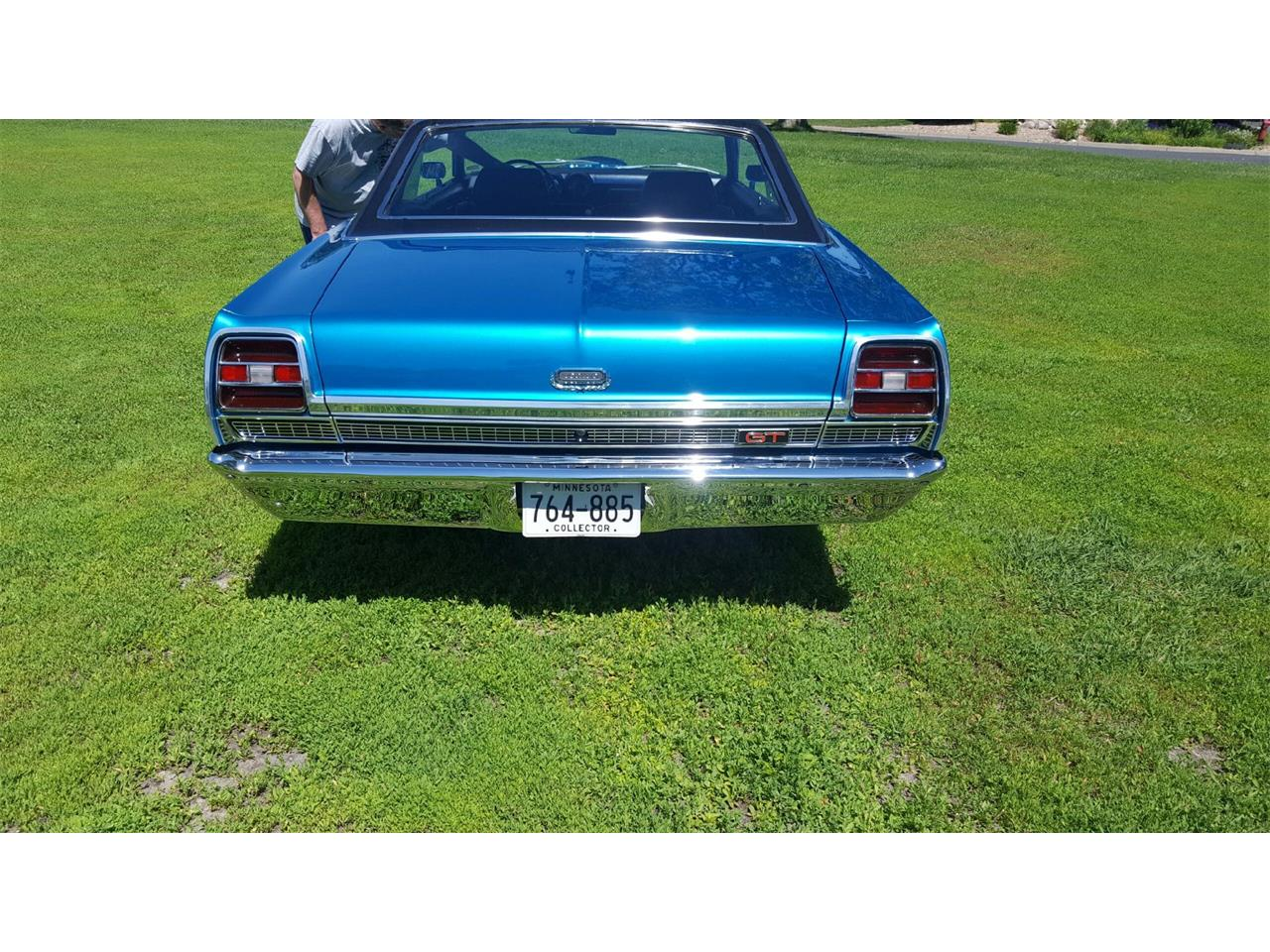 Large Picture of '69 Torino located in Minnesota - L8I4