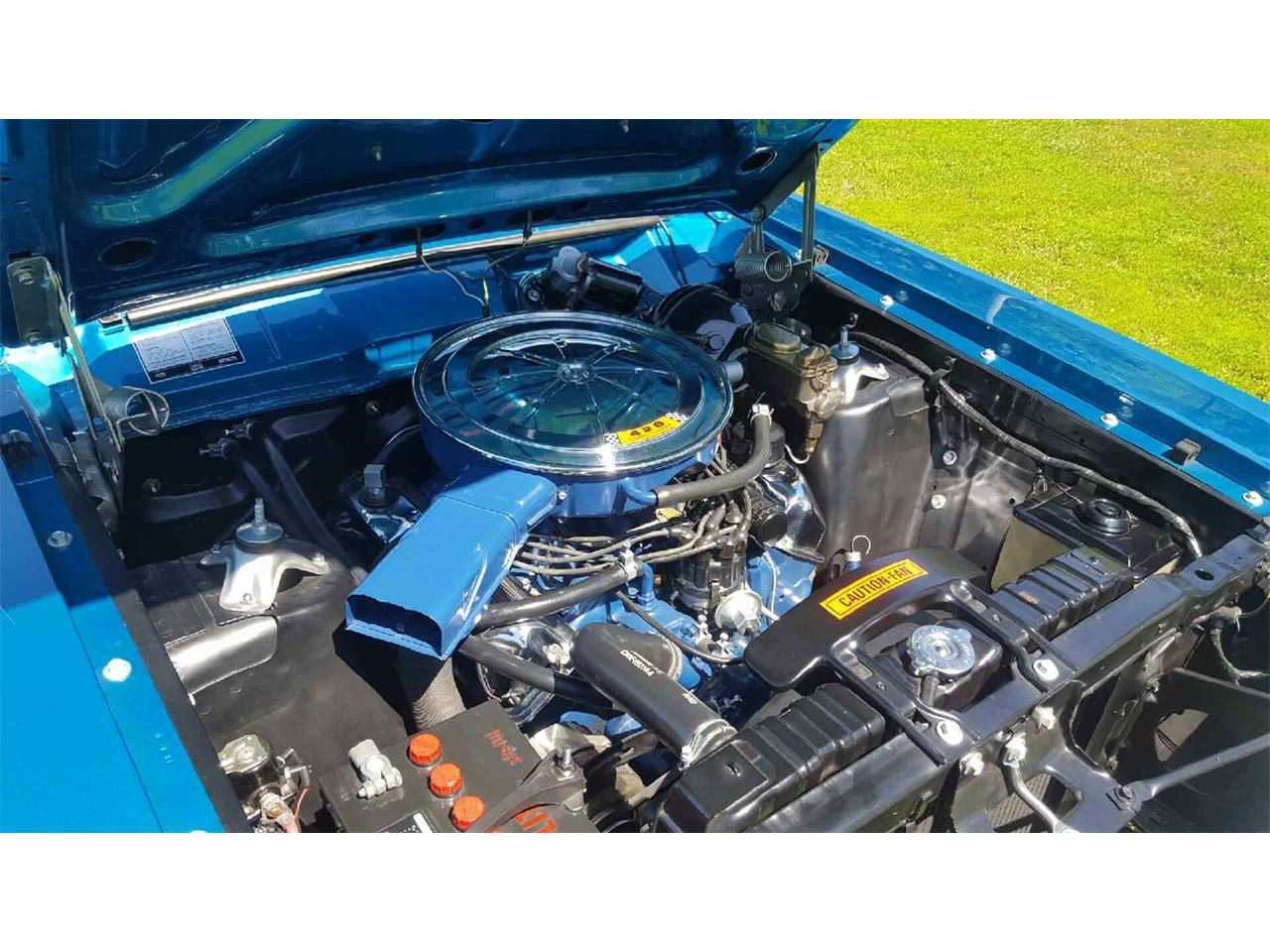 Large Picture of Classic 1969 Ford Torino located in Minnesota Auction Vehicle - L8I4
