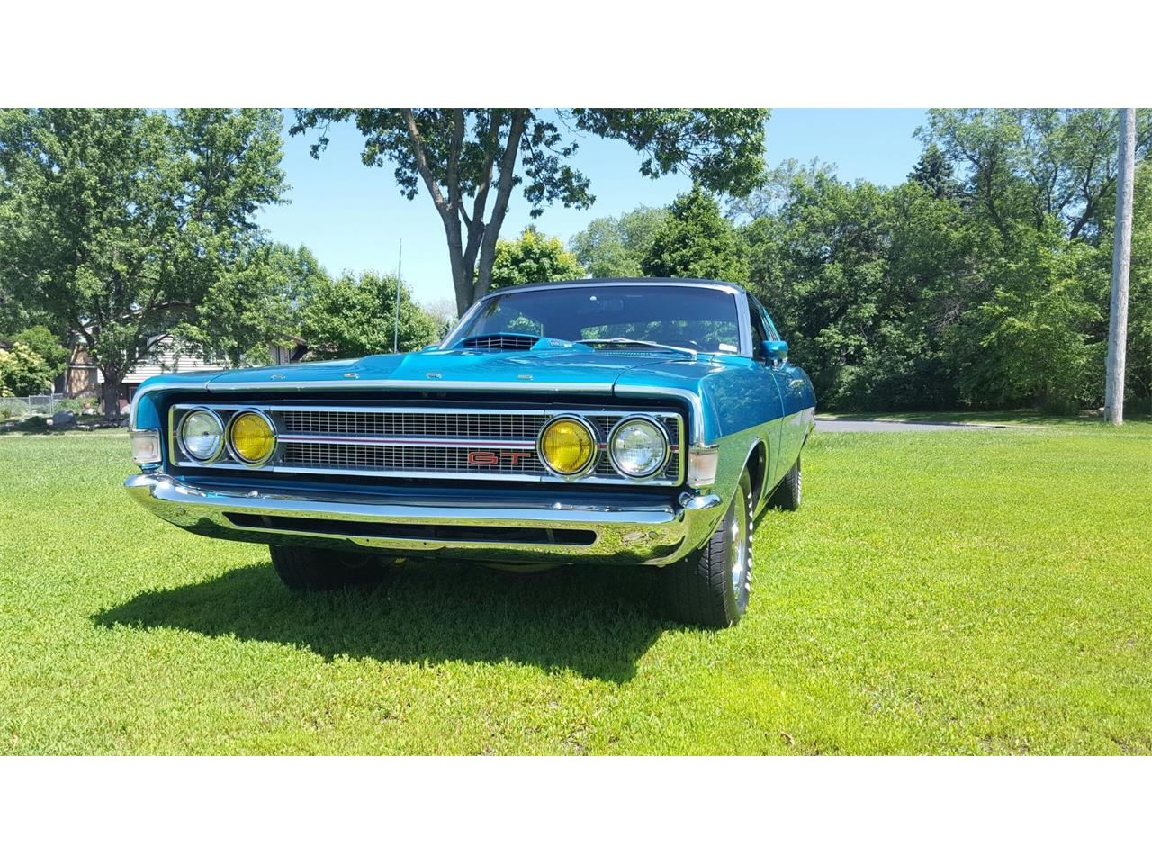 Large Picture of 1969 Ford Torino located in Annandale Minnesota Auction Vehicle - L8I4
