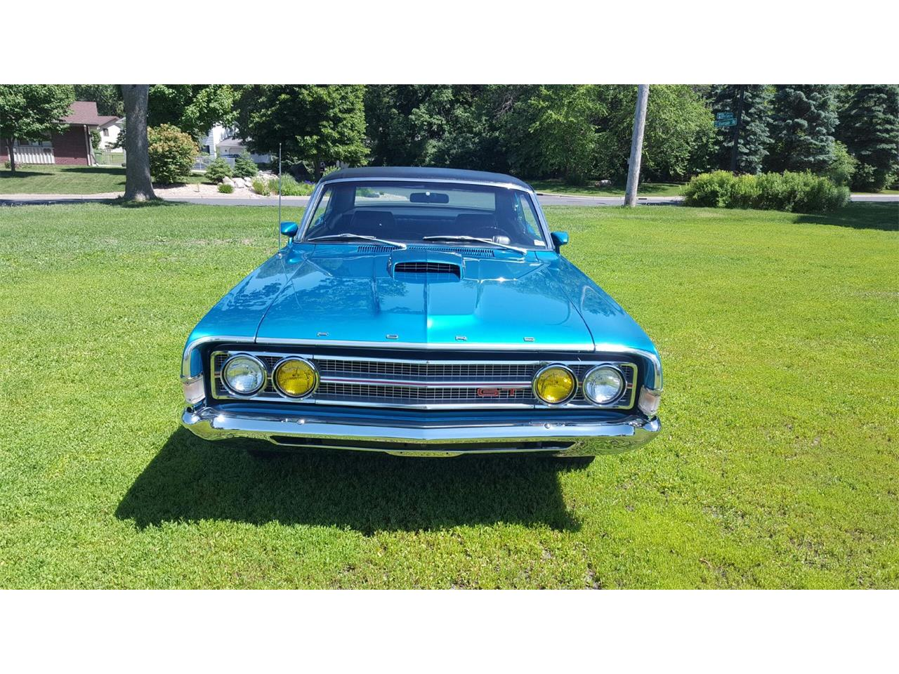 Large Picture of Classic '69 Ford Torino Offered by Classic Rides and Rods - L8I4