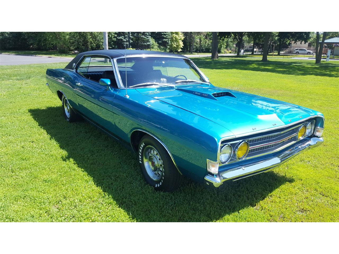Large Picture of '69 Torino located in Minnesota Auction Vehicle Offered by Classic Rides and Rods - L8I4