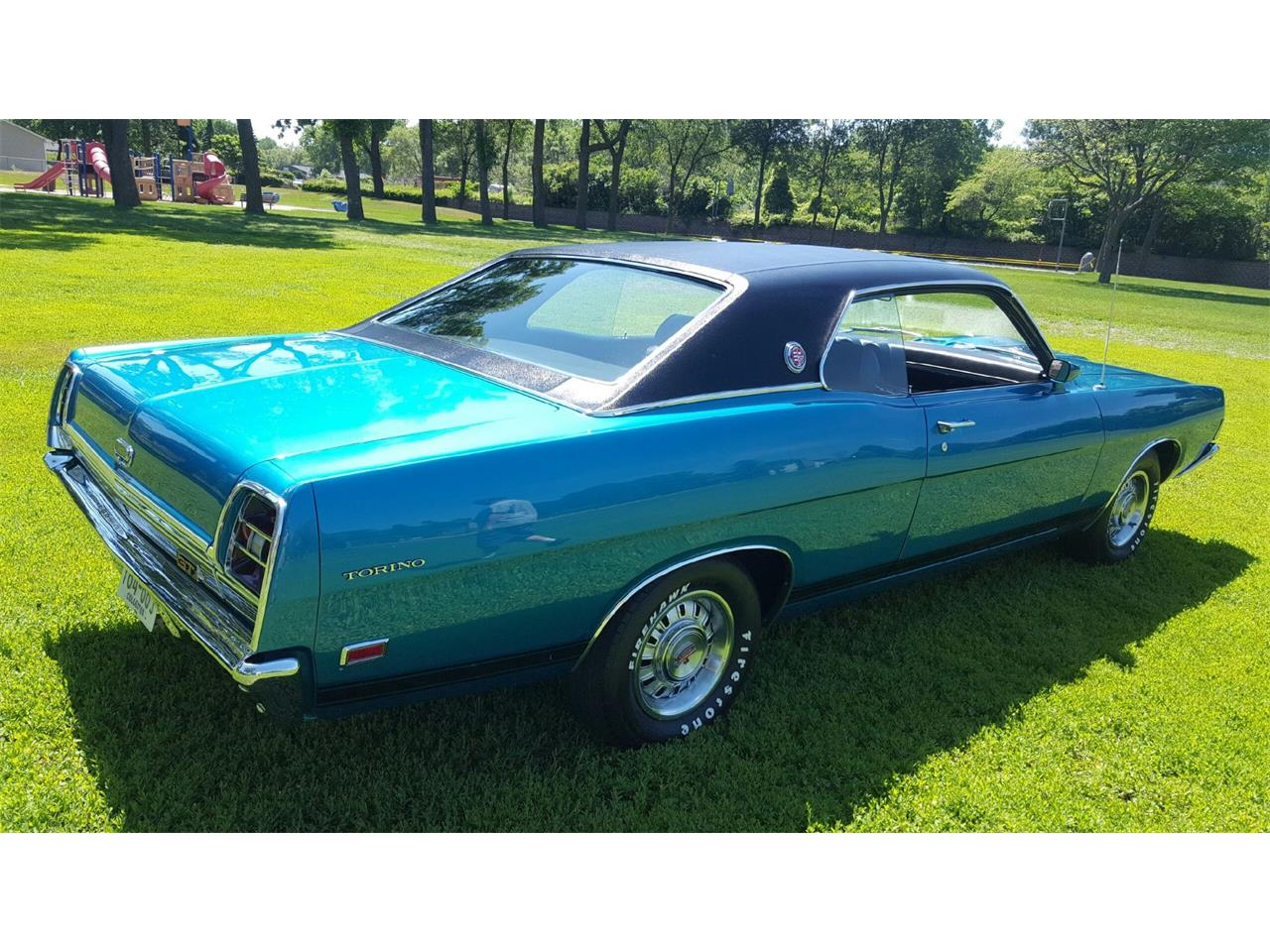 Large Picture of 1969 Ford Torino located in Annandale Minnesota Auction Vehicle Offered by Classic Rides and Rods - L8I4