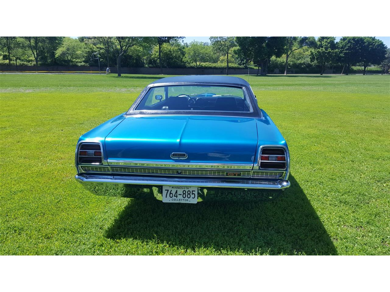 Large Picture of '69 Ford Torino located in Minnesota Offered by Classic Rides and Rods - L8I4