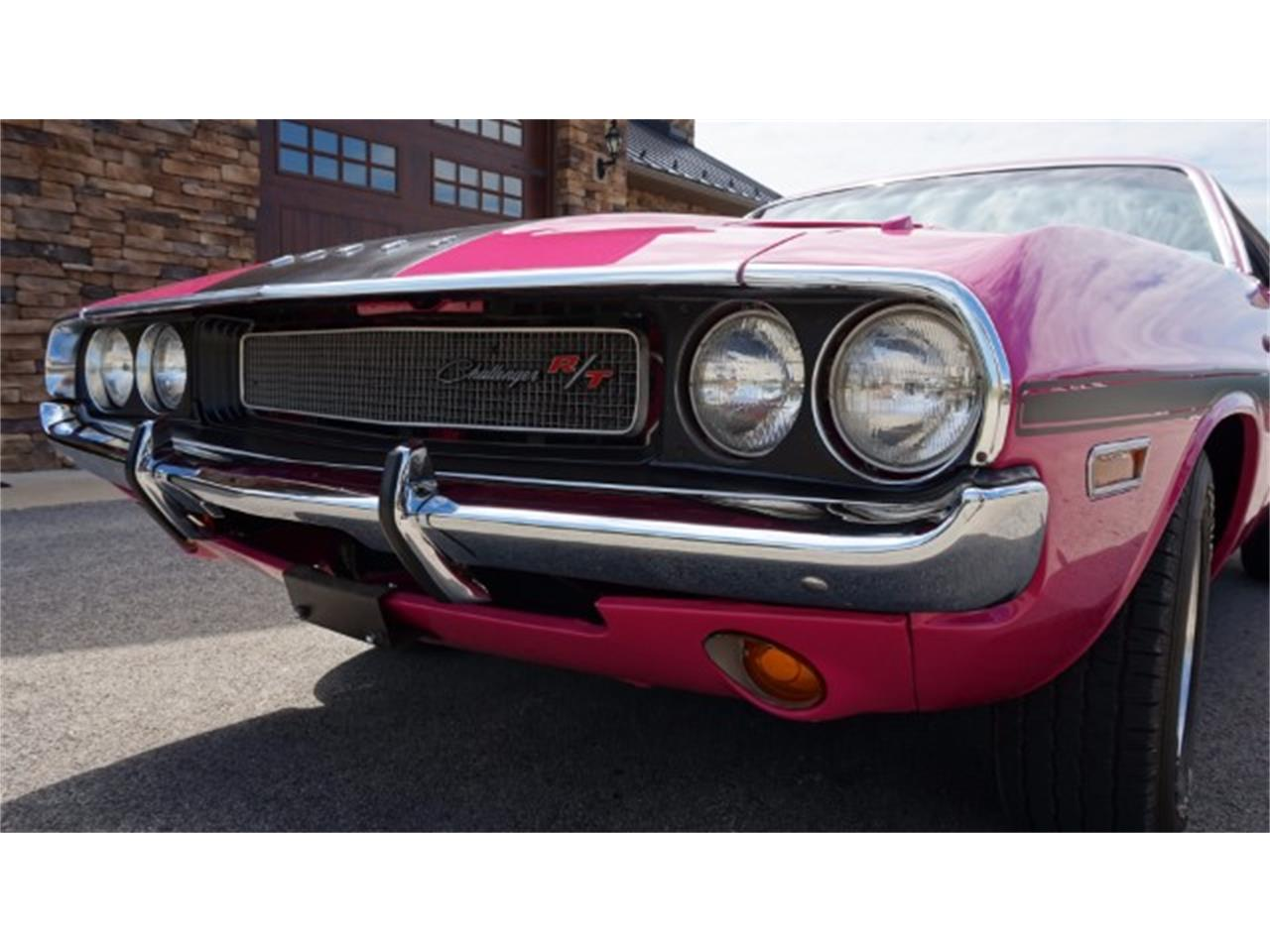 Large Picture of '70 Dodge Challenger Offered by Hanksters Muscle Cars - LE17