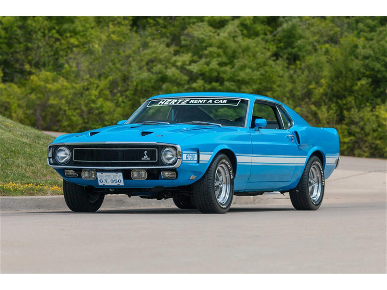Large Picture of '69 GT350 - LE19