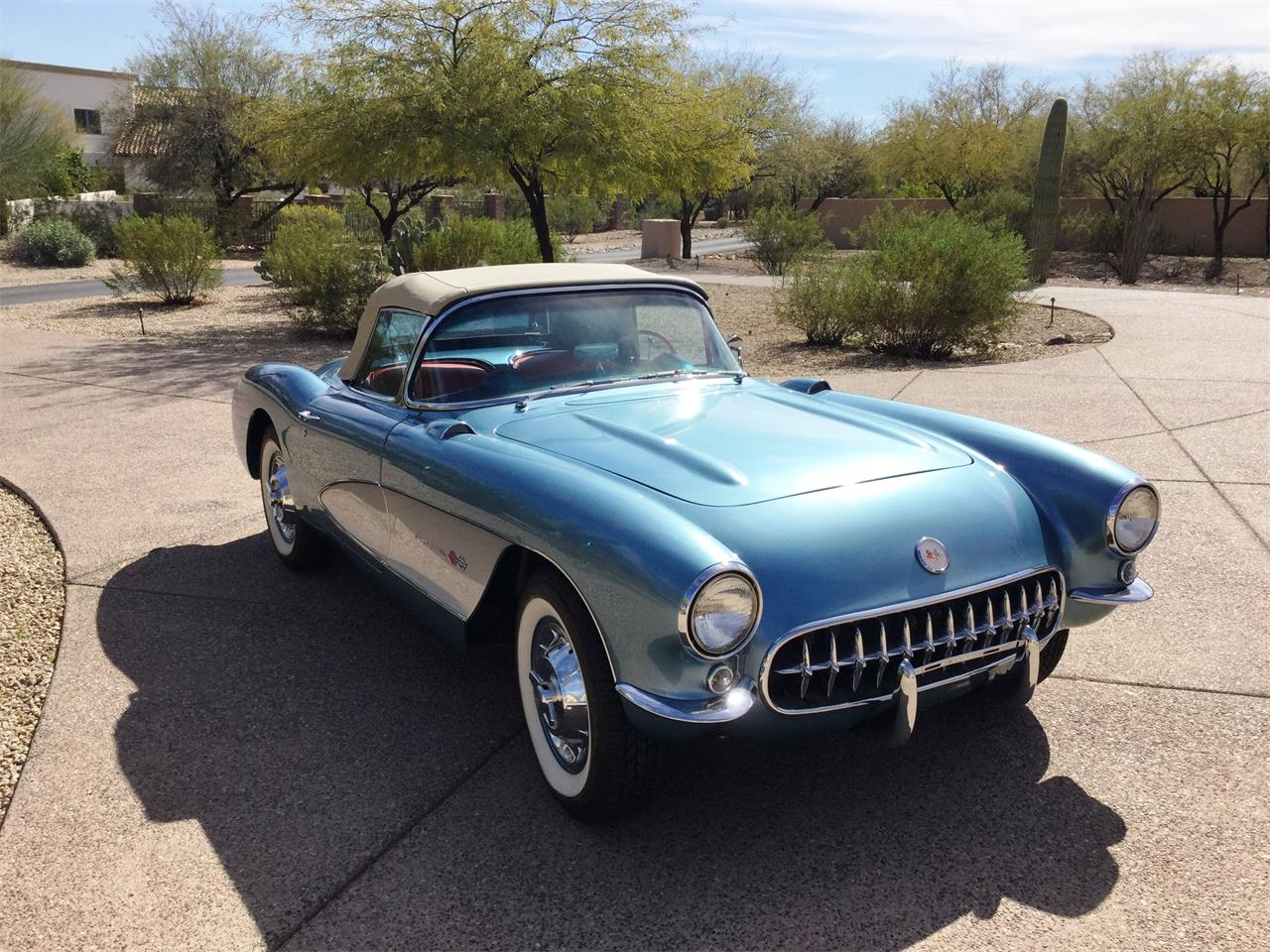 Large Picture of '57 Chevrolet Corvette - $118,000.00 Offered by a Private Seller - L7W8