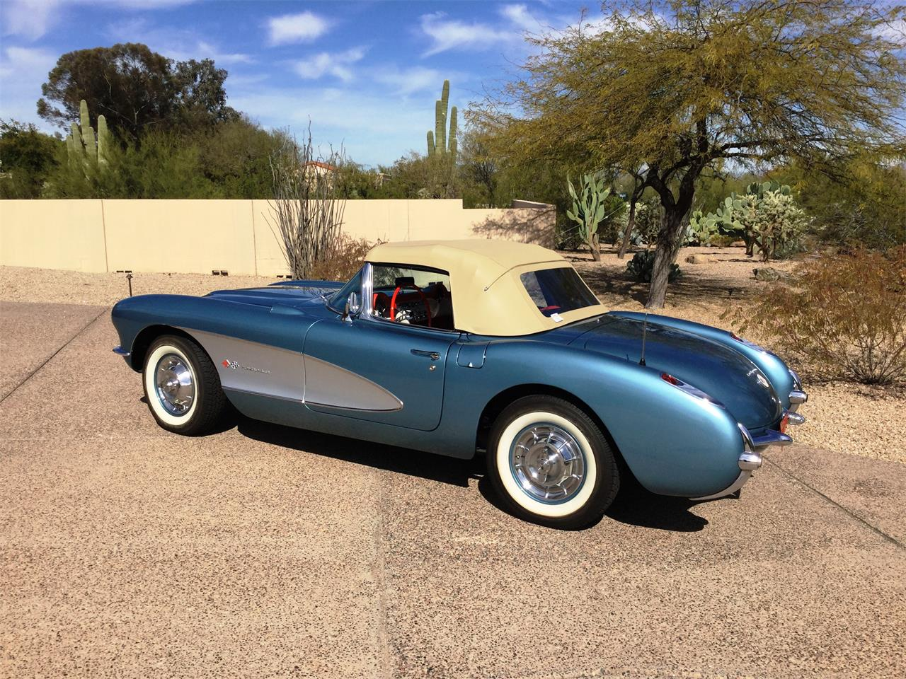 Large Picture of Classic 1957 Chevrolet Corvette Offered by a Private Seller - L7W8