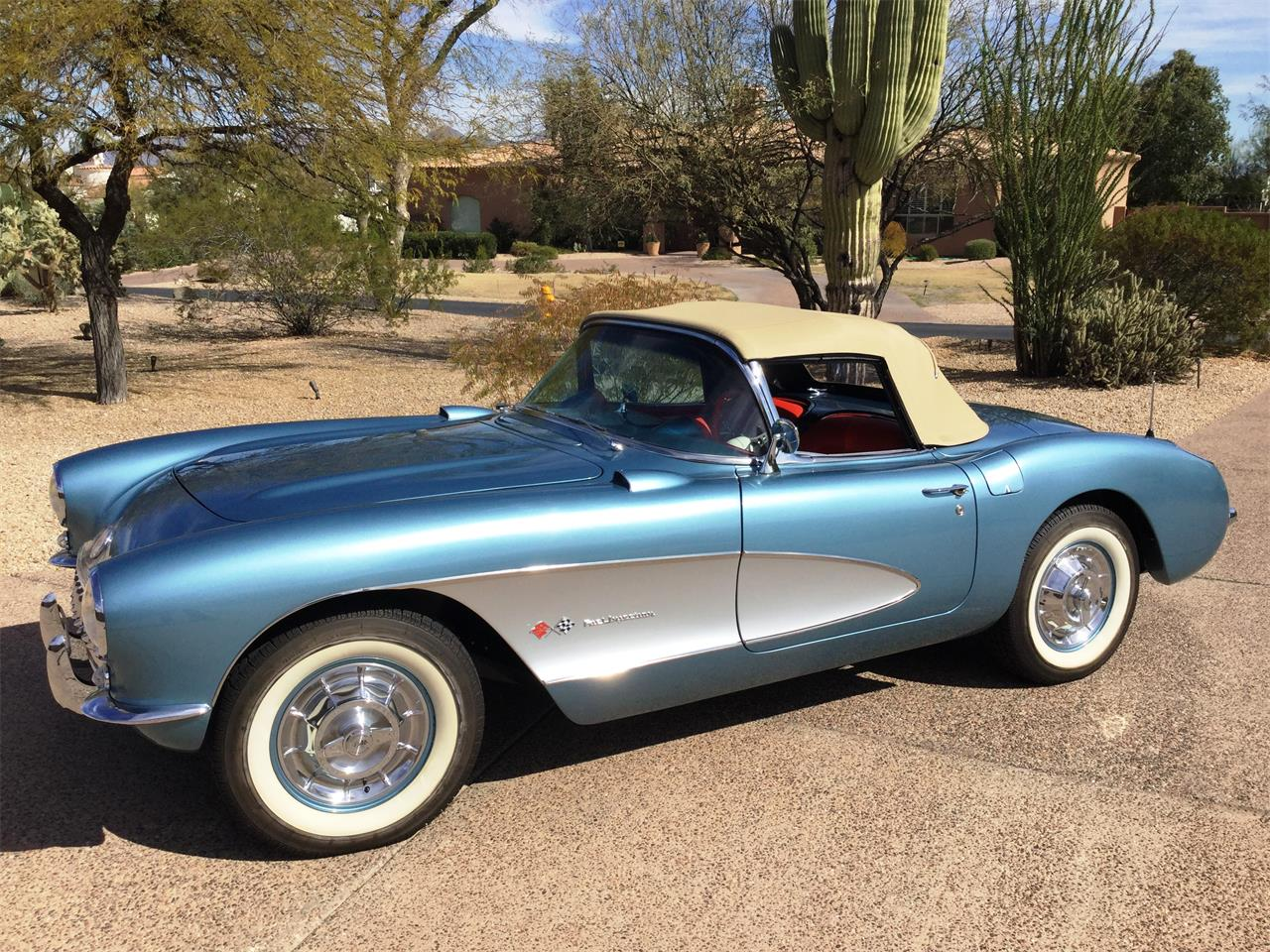 Large Picture of 1957 Chevrolet Corvette located in Arizona - $118,000.00 Offered by a Private Seller - L7W8