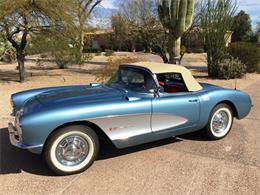 Picture of 1957 Corvette located in Paradise Valley Arizona - $120,000.00 - L7W8