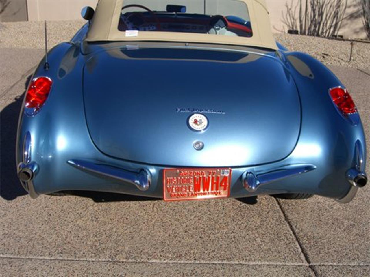 Large Picture of Classic 1957 Corvette located in Arizona Offered by a Private Seller - L7W8