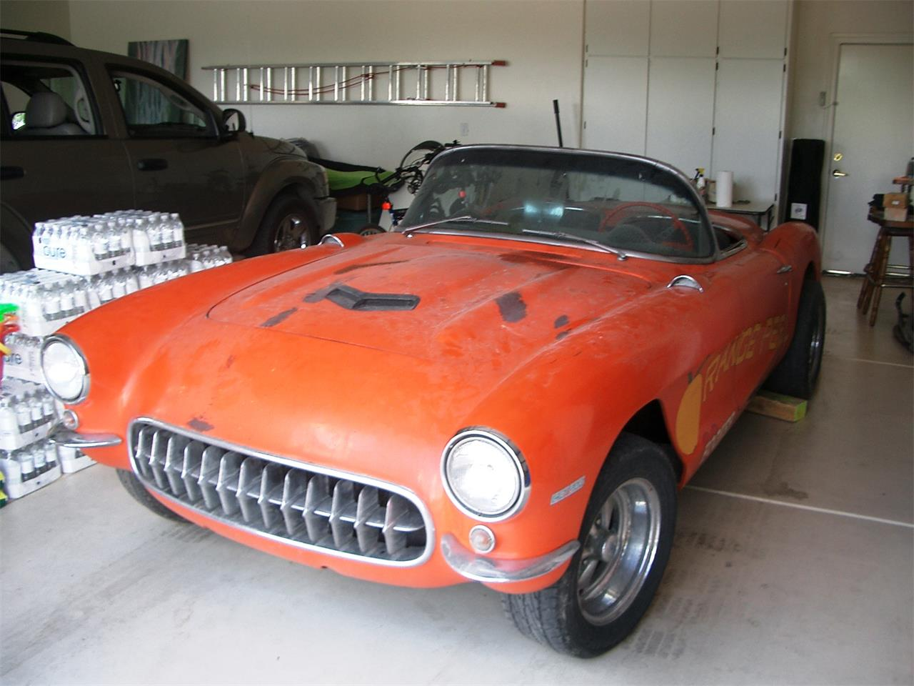 Large Picture of '57 Corvette located in Paradise Valley Arizona Offered by a Private Seller - L7W8