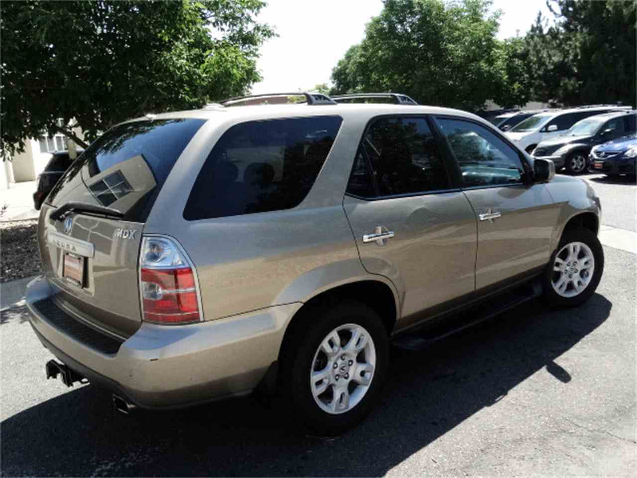 Large Picture of '06 MDX - LE3N