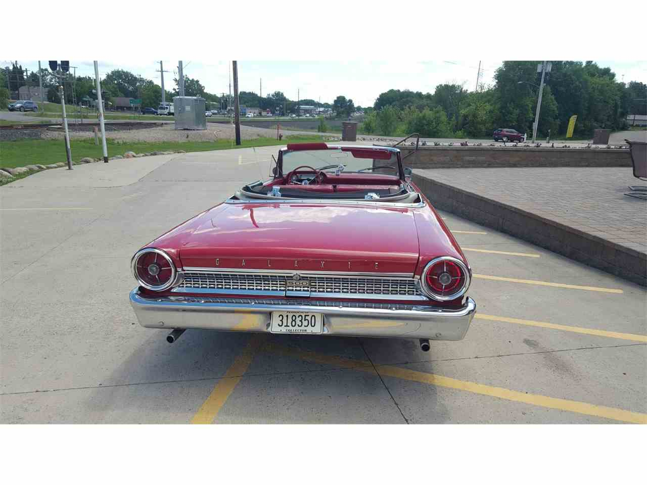 Large Picture of '63 Galaxie - LE4T
