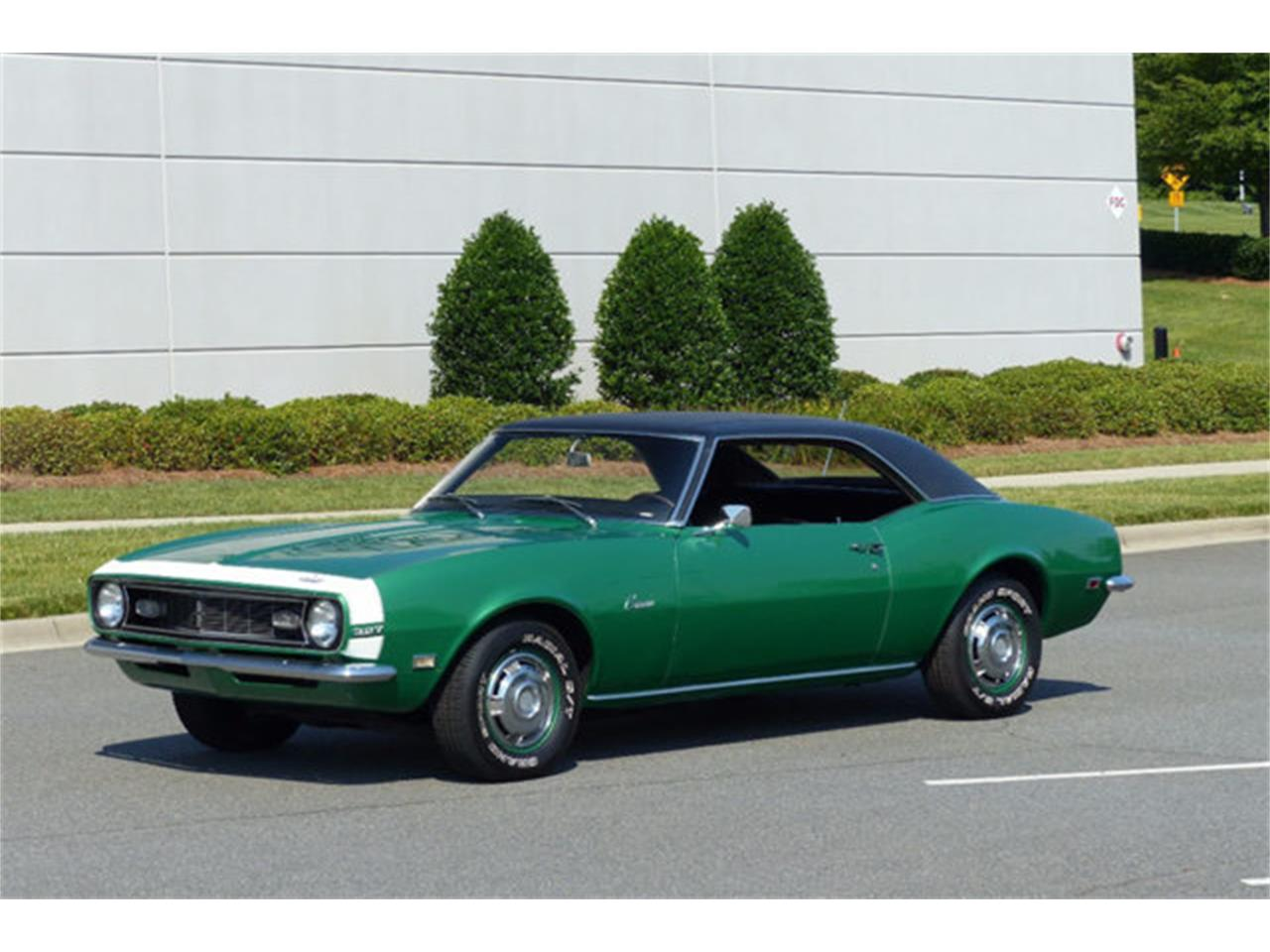 Large Picture of '68 Camaro - LE4U