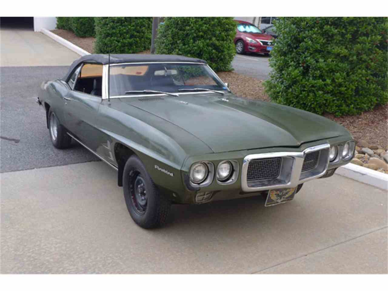 Large Picture of Classic '69 Firebird - LE4W