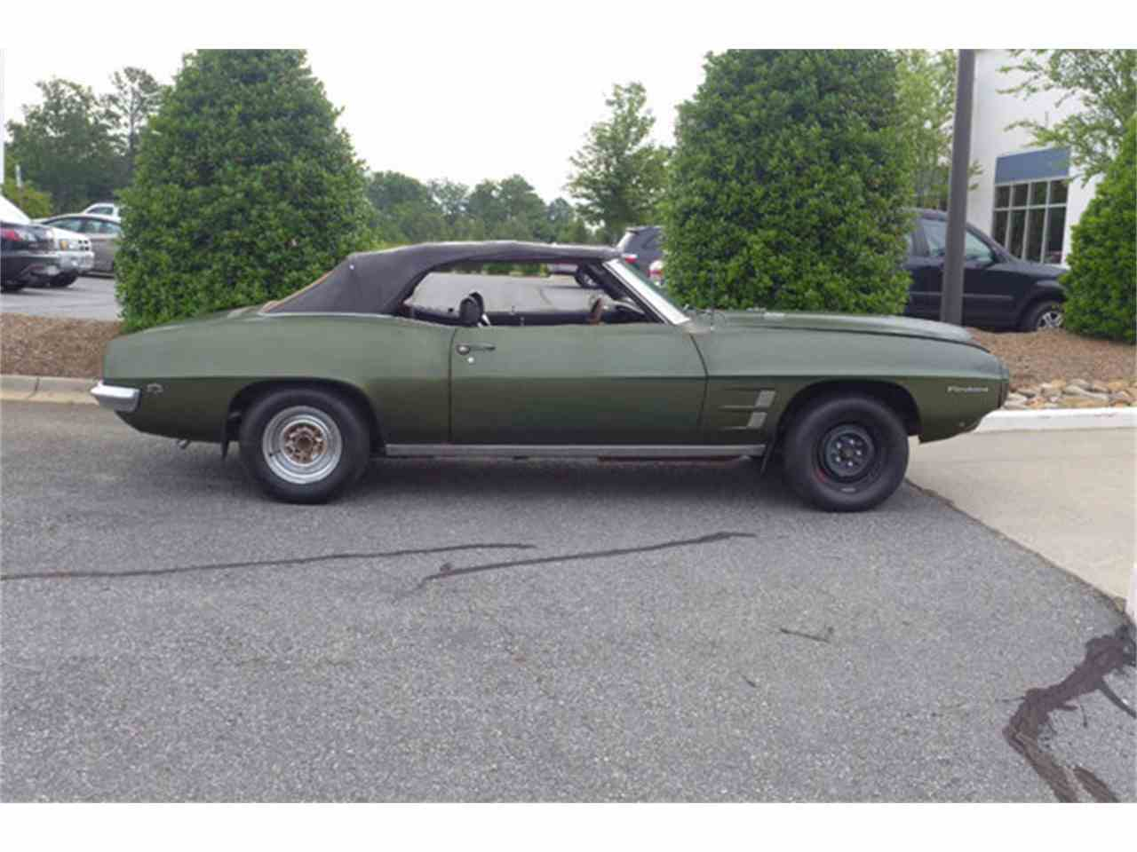 Large Picture of 1969 Pontiac Firebird located in Charlotte North Carolina - $14,990.00 Offered by Hendrick Performance - LE4W