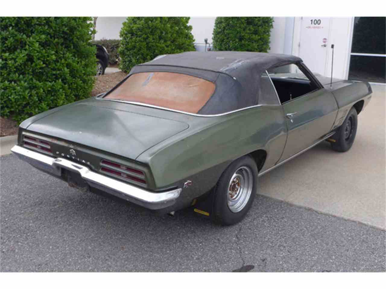 Large Picture of '69 Firebird located in Charlotte North Carolina - LE4W