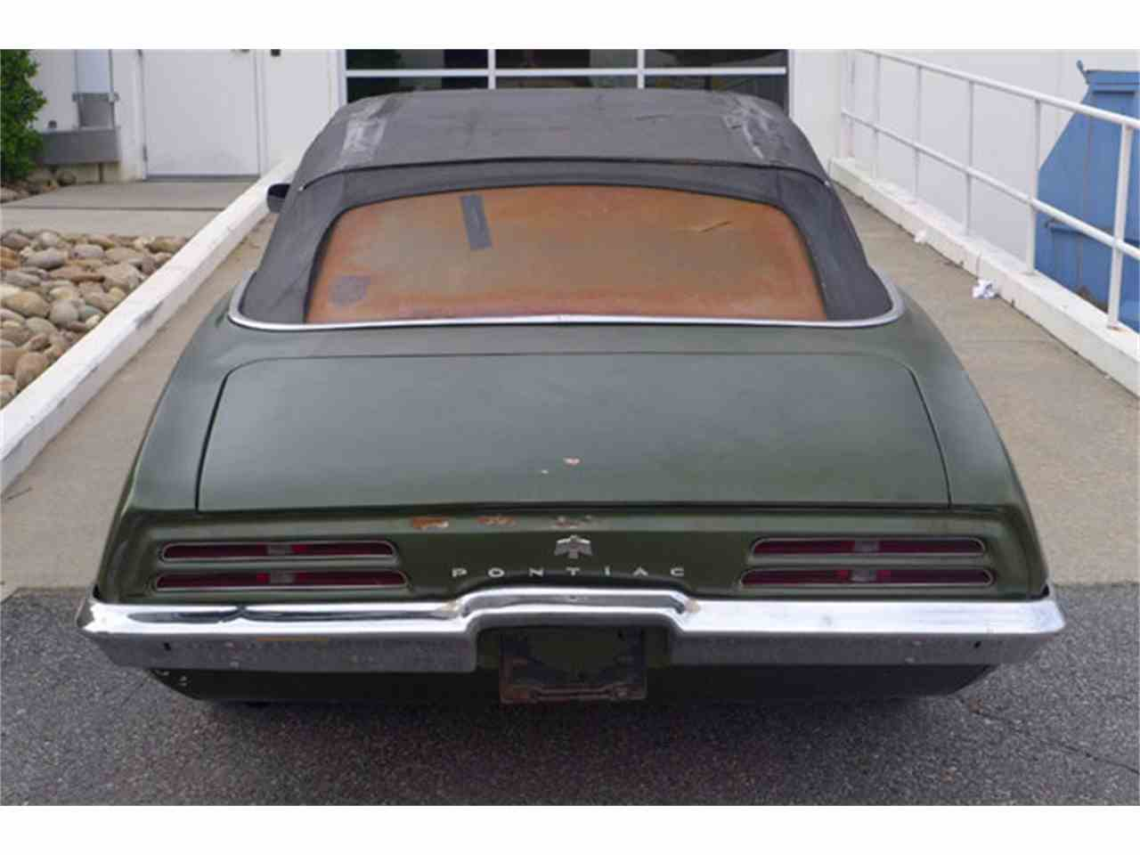 Large Picture of 1969 Pontiac Firebird located in Charlotte North Carolina Offered by Hendrick Performance - LE4W
