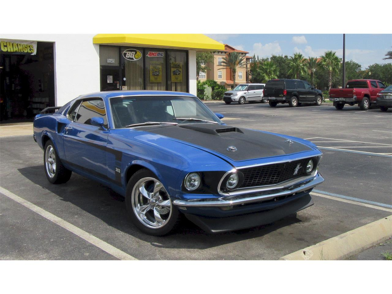Large Picture of '69 Mustang - LE51