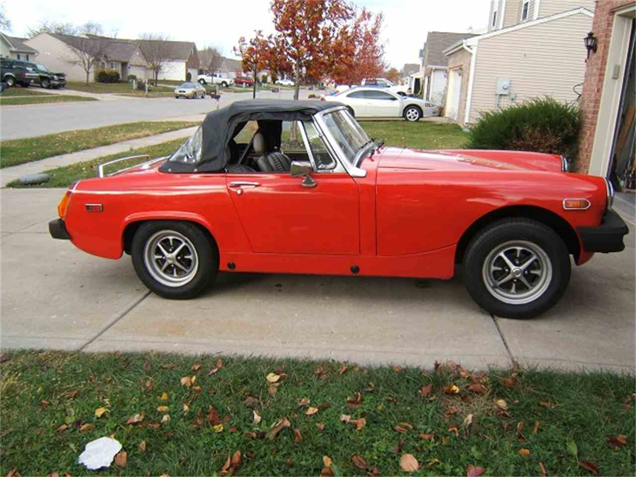 Large Picture of '79 Midget Mark IV - LE56