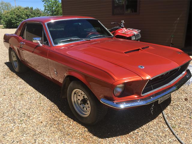 Picture of Classic '68 Ford Mustang - LE5A