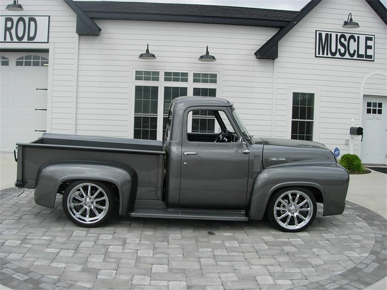 Large Picture of Classic 1953 F100 located in Ohio Offered by JJ Rods, LLC - LE5X