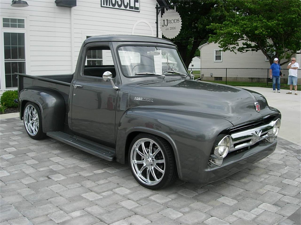 Large Picture of '53 Ford F100 located in Newark Ohio Auction Vehicle - LE5X