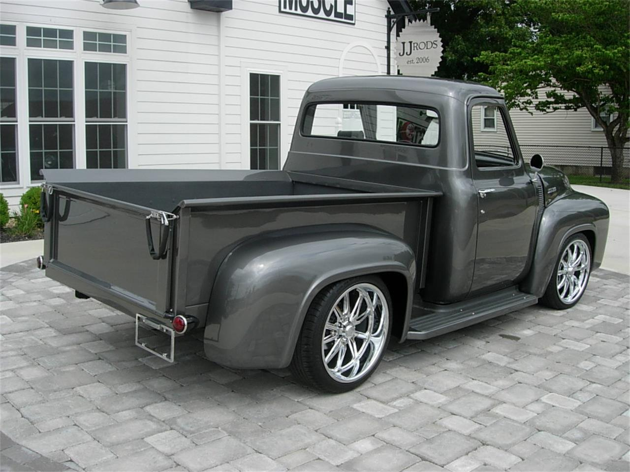 Large Picture of Classic 1953 F100 Auction Vehicle Offered by JJ Rods, LLC - LE5X