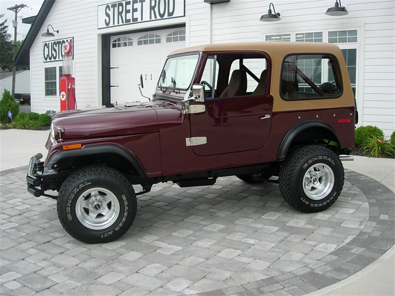 1978 Jeep CJ7 For Sale