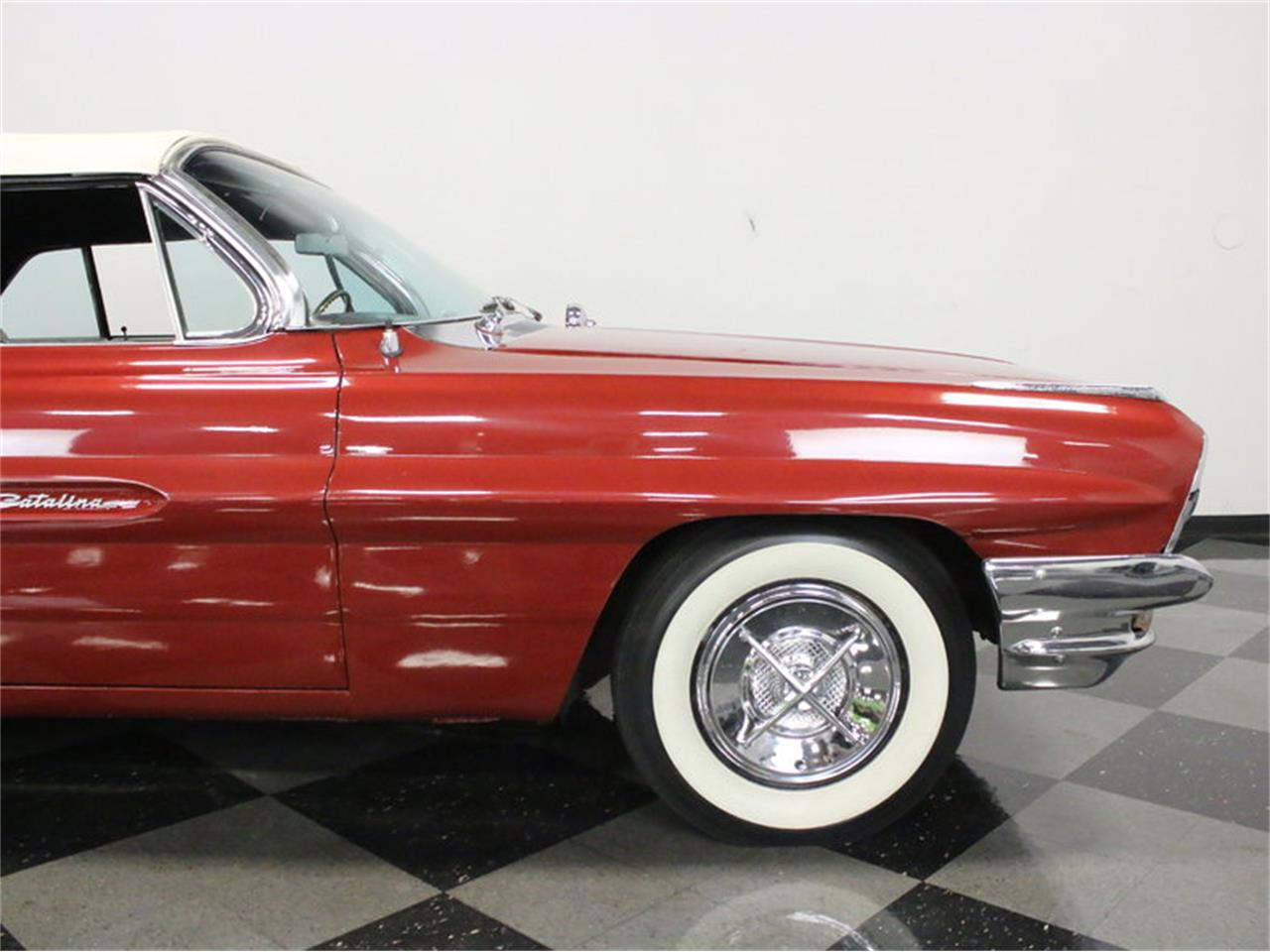 Large Picture of Classic 1961 Catalina Offered by Streetside Classics - Dallas / Fort Worth - L8IM