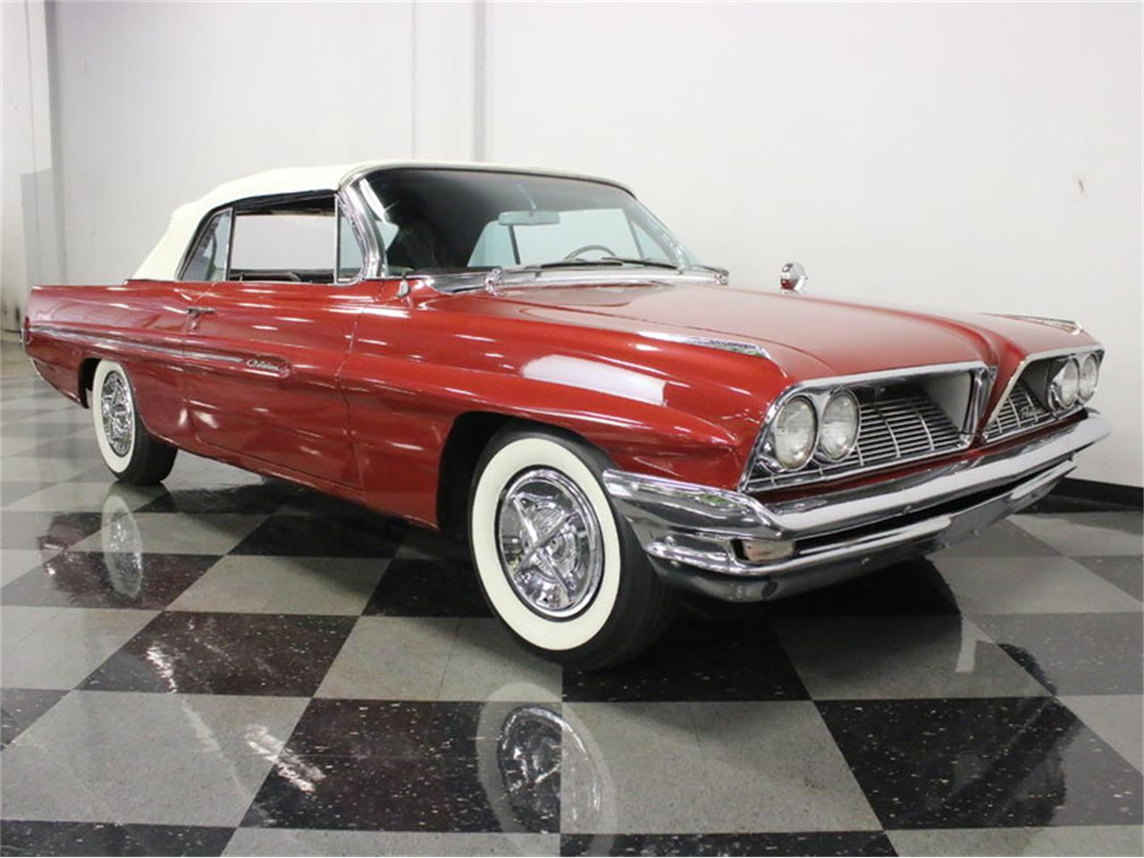 Large Picture of Classic '61 Catalina Offered by Streetside Classics - Dallas / Fort Worth - L8IM