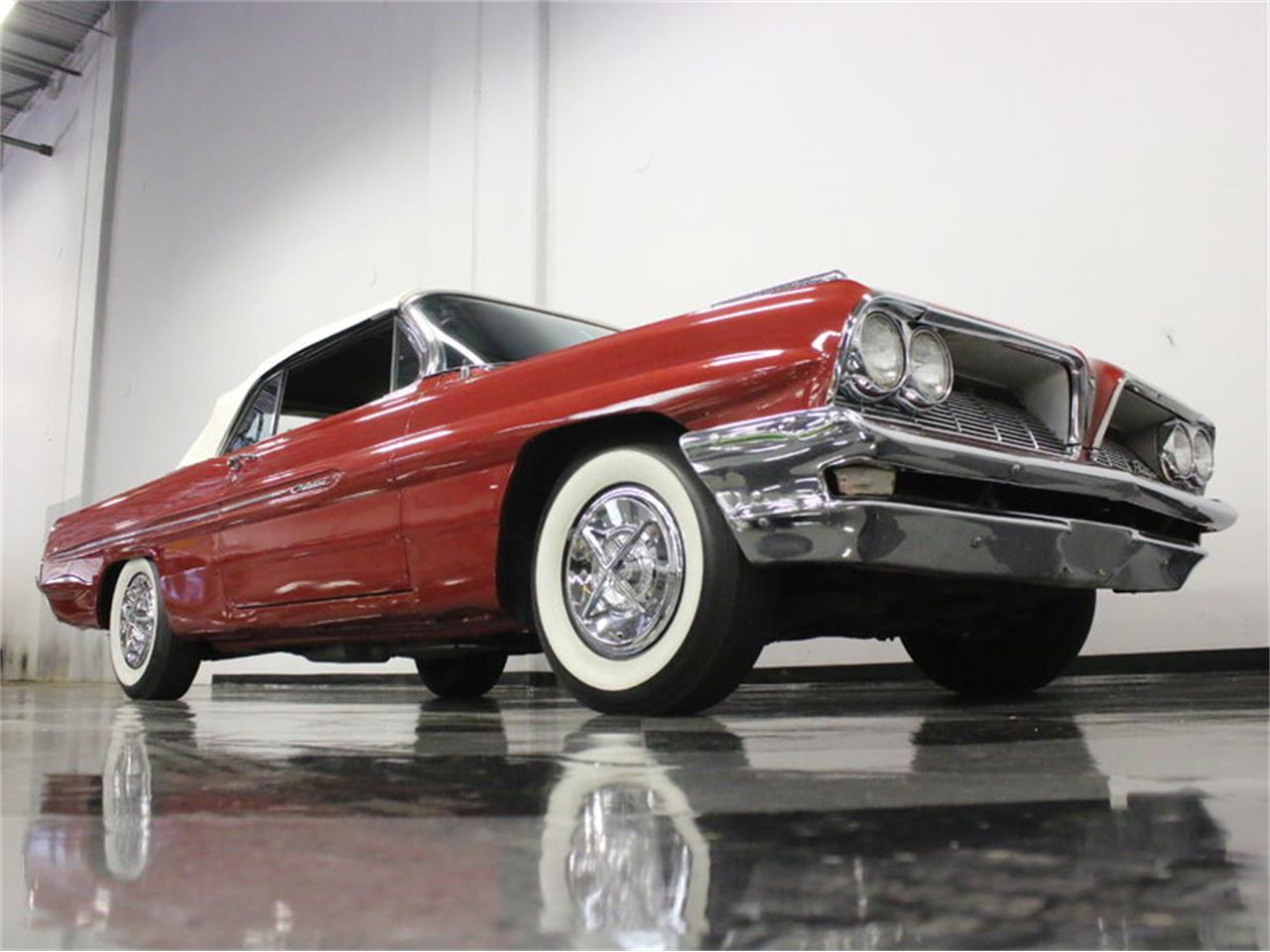 Large Picture of Classic 1961 Pontiac Catalina located in Texas - L8IM