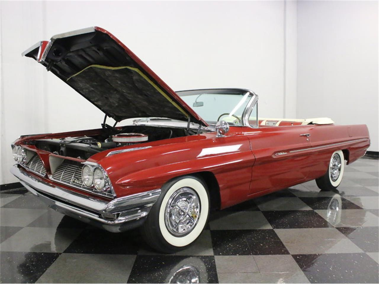 Large Picture of '61 Catalina Offered by Streetside Classics - Dallas / Fort Worth - L8IM