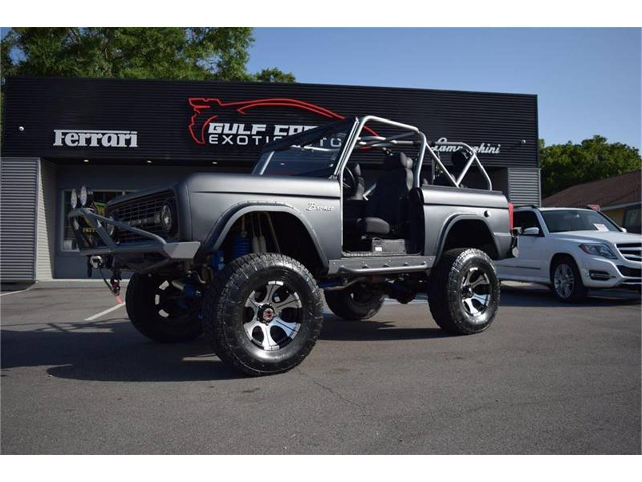 Large Picture of '76 Ford Bronco Offered by Gulf Coast Exotic Auto - LE6P