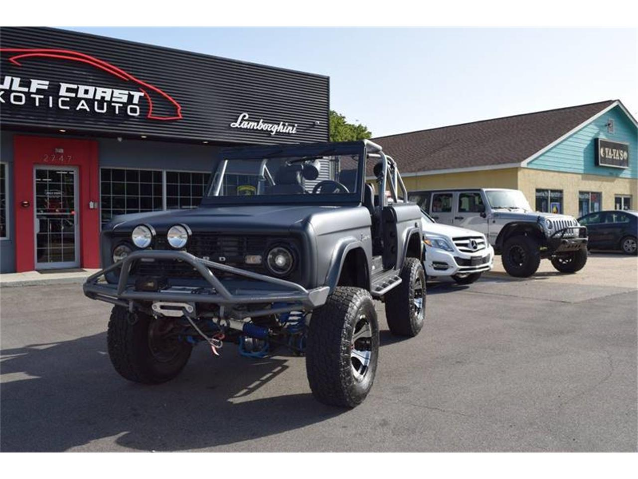 Large Picture of '76 Bronco Offered by Gulf Coast Exotic Auto - LE6P