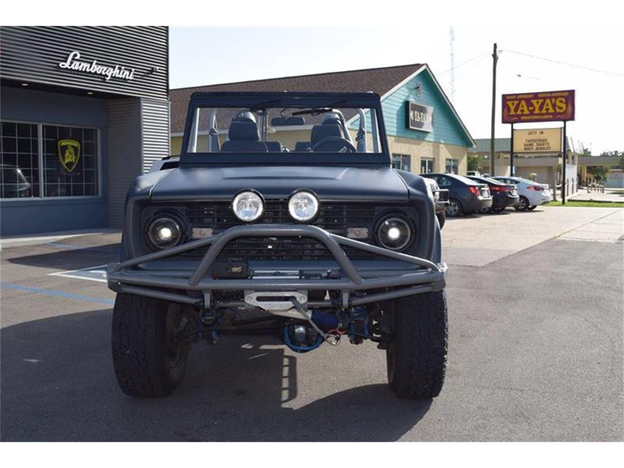Large Picture of 1976 Ford Bronco located in Biloxi Mississippi - $44,900.00 - LE6P