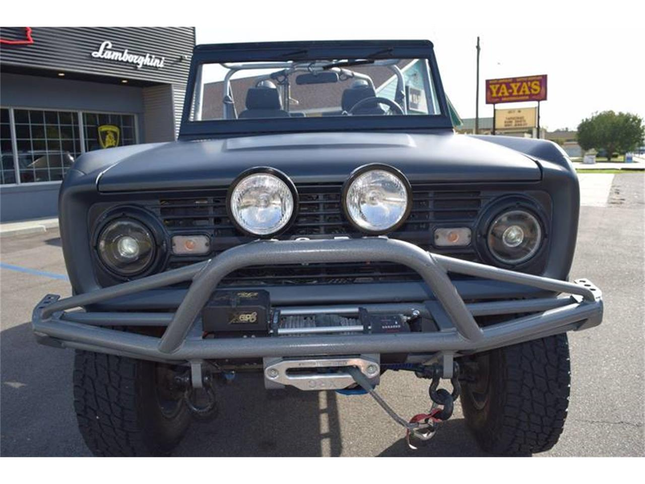 Large Picture of '76 Ford Bronco located in Biloxi Mississippi - $44,900.00 Offered by Gulf Coast Exotic Auto - LE6P