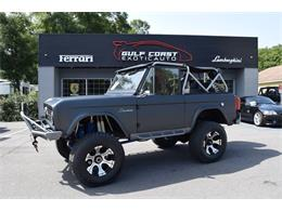 Picture of 1976 Ford Bronco - $44,900.00 Offered by Gulf Coast Exotic Auto - LE6P