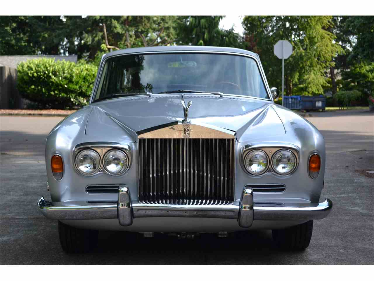 Large Picture of Classic 1972 Rolls-Royce Silver Shadow - $10,500.00 - LE74