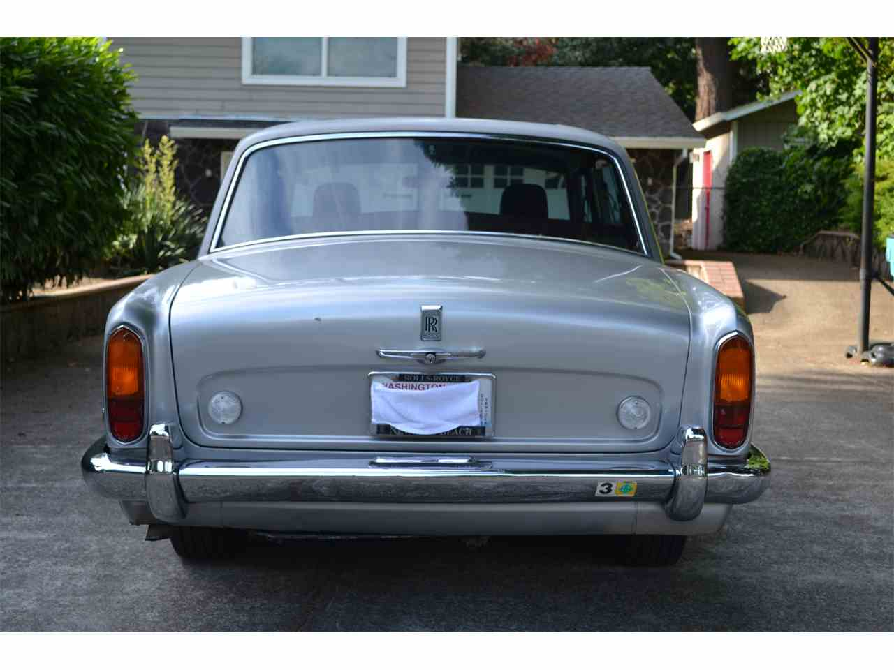 Large Picture of 1972 Rolls-Royce Silver Shadow located in Oregon - $10,500.00 Offered by a Private Seller - LE74