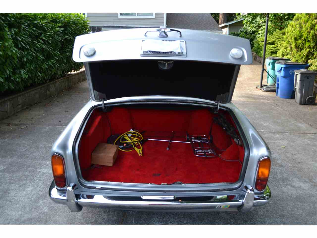 Large Picture of Classic '72 Silver Shadow located in Oregon - LE74