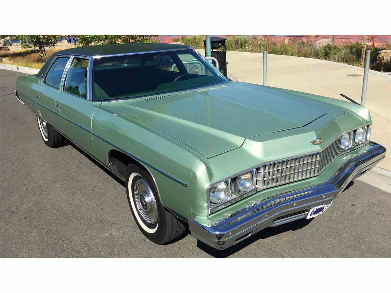 Large Picture of '73 Caprice - LE7B