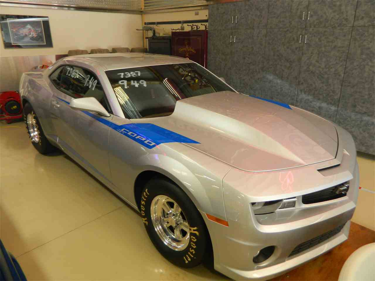 Large Picture of '13 Chevrolet Camaro COPO - $90,000.00 Offered by Classic Car Marketing, Inc. - LE7F