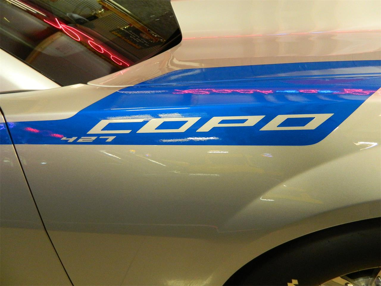 Large Picture of '13 Camaro COPO - LE7F