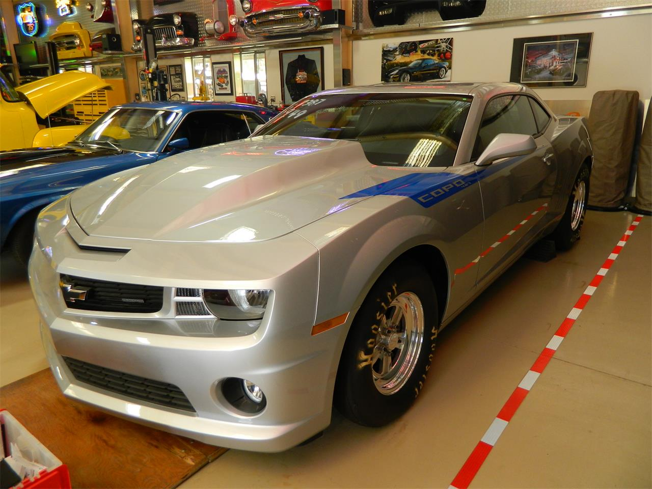 Large Picture of '13 Camaro COPO - LE7F
