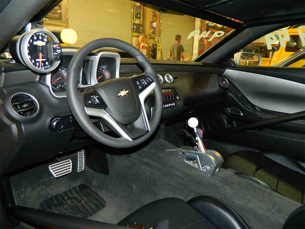 Large Picture of '13 Chevrolet Camaro COPO located in orange California Offered by Classic Car Marketing, Inc. - LE7F