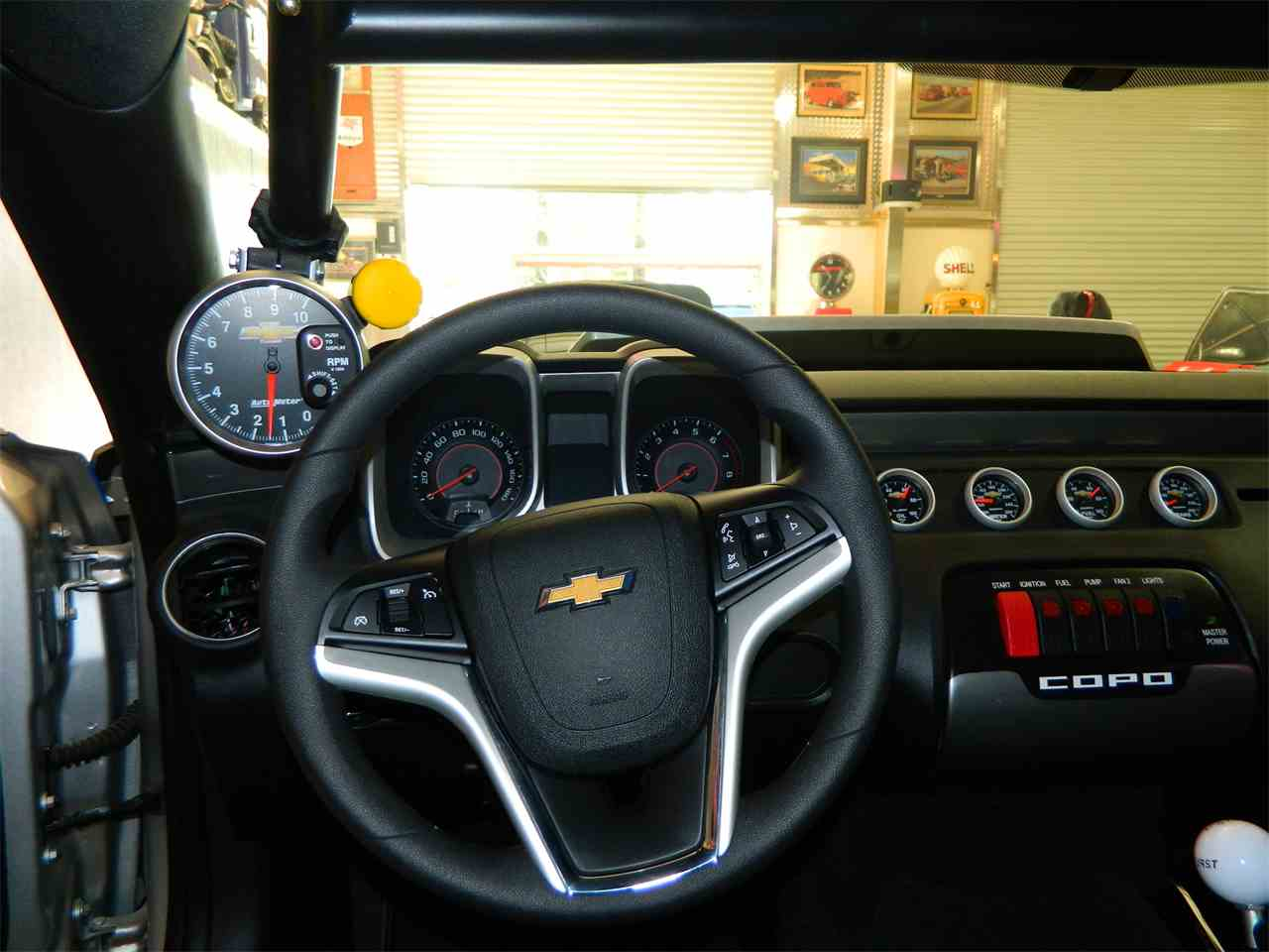Large Picture of '13 Chevrolet Camaro COPO located in California Offered by Classic Car Marketing, Inc. - LE7F