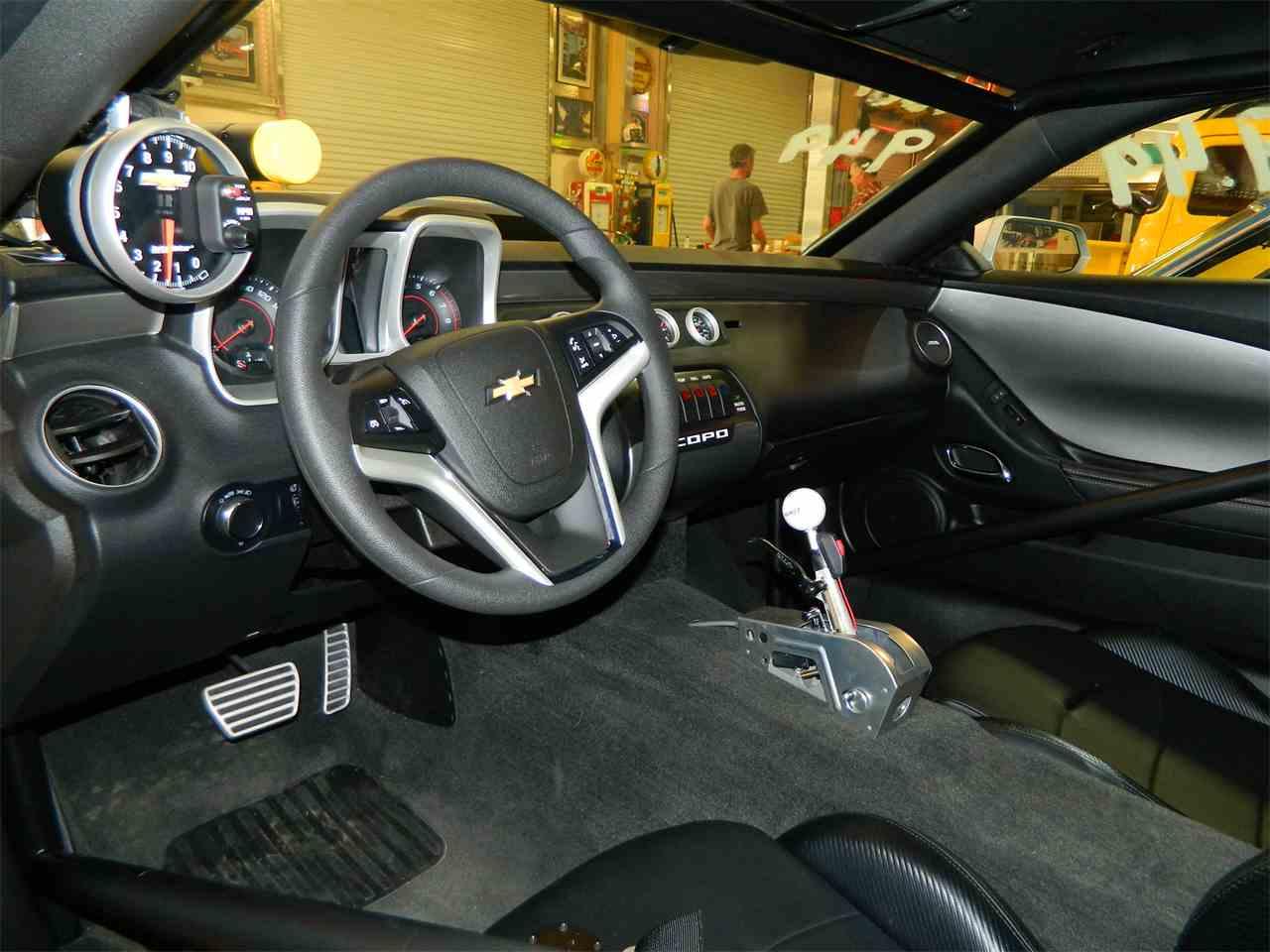 Large Picture of 2013 Chevrolet Camaro COPO located in orange California - LE7F